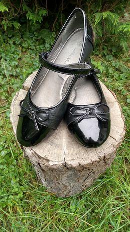 Buty balerinki dziewczęce