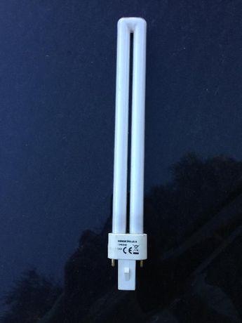 энергосберегающая лампа OSRAM DULUX S 11W/840 Италия