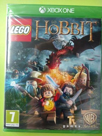 Lego Hobbit PL nowa xboxONE