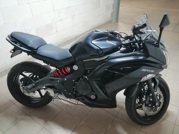 Kawasaki er6F 2013r 650cc