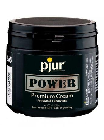 Густая смазка для фистинга и анального секса pjur POWER Premium Cream