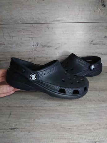 Шлепанцы шлепки Крокс Crocs клоги M3 W5 33-34р 22,5 см