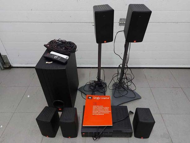 JBL ESC 230 Surround Processor/Amplifier