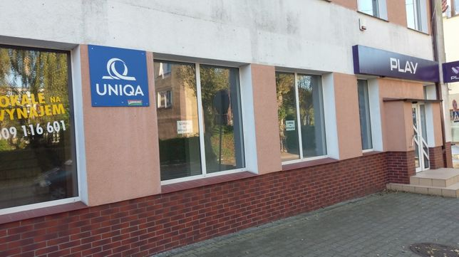 Lokal do wynajęcia - centrum Łobza