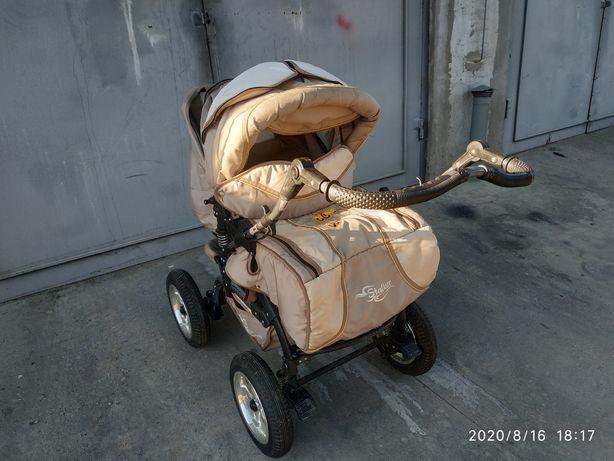 Продам коляску зима/лето