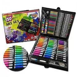 Большой набор для рисования и творчества Art set на 150 предметов