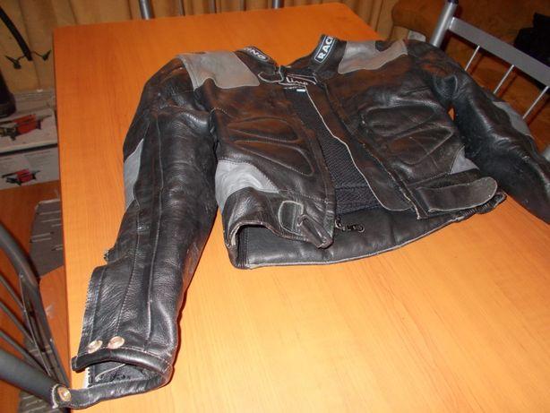 casaco de moto Tamanho S cinza