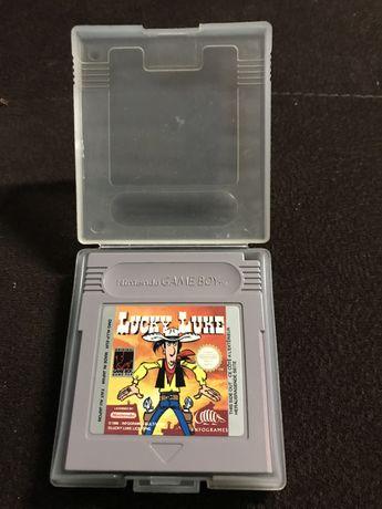 Gra Lucky Luke Game boy Gameboy Nintendo