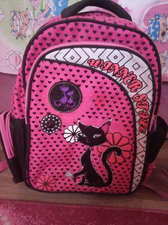Рюкзак для девочки первоклашки