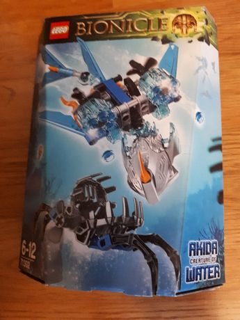 ПРОДАМ: LEGO BIONICLE. Оригинал. AKIDA creature of Water
