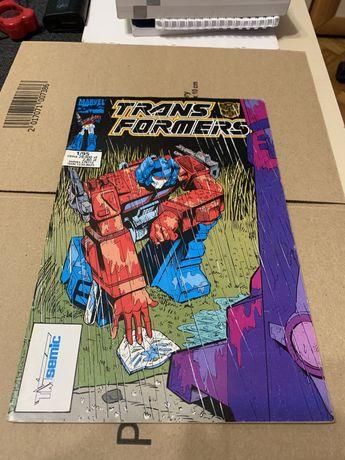 Transformers Tm Semic