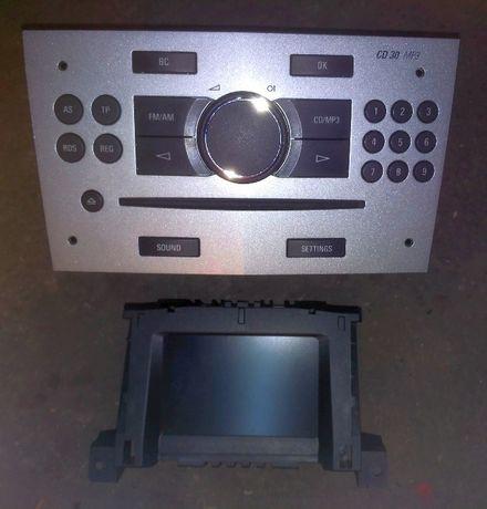 ZESTAW - Radio CD30 + wyświetlacz BID - komputer pokładowy BC