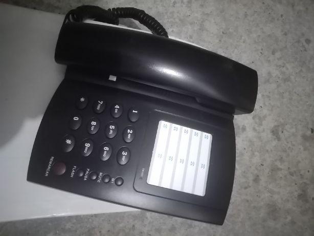 Telefone com fios fixo