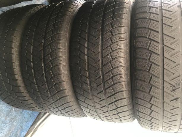 255/55/18 Michelin 4szt zimowe ok 6mm gwarancja