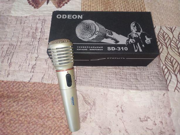 Универсальный караоке микрофон