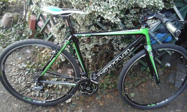 rower szosowo terenowy