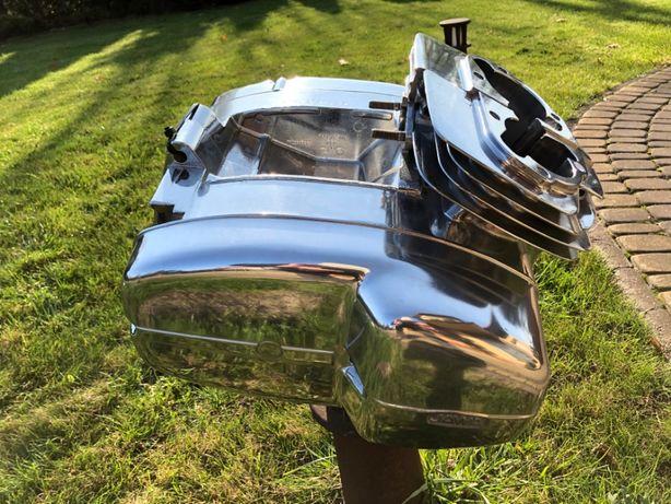 Polerowanie wibracyjne aluminium, polerowanie felg, polerowanie kół