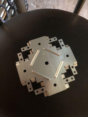 Краб соединительный для cd 138мм на 138 мм