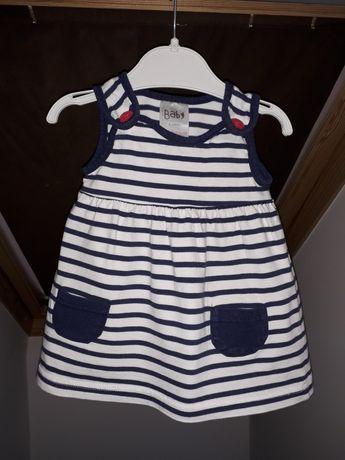 Sukienka Baby r. 0-3 M