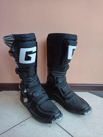 Gearne 46р. Мото боти крос ендуро спорт взуття екіпірування