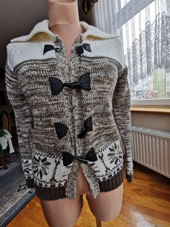 Ciepły sweter r. M