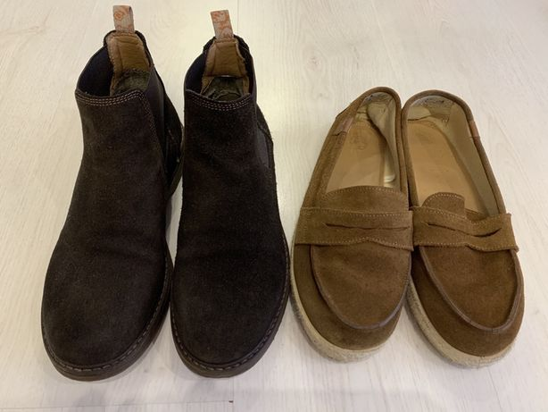 Детские ботинки и эспадрильи Massimo Dutti оригинал