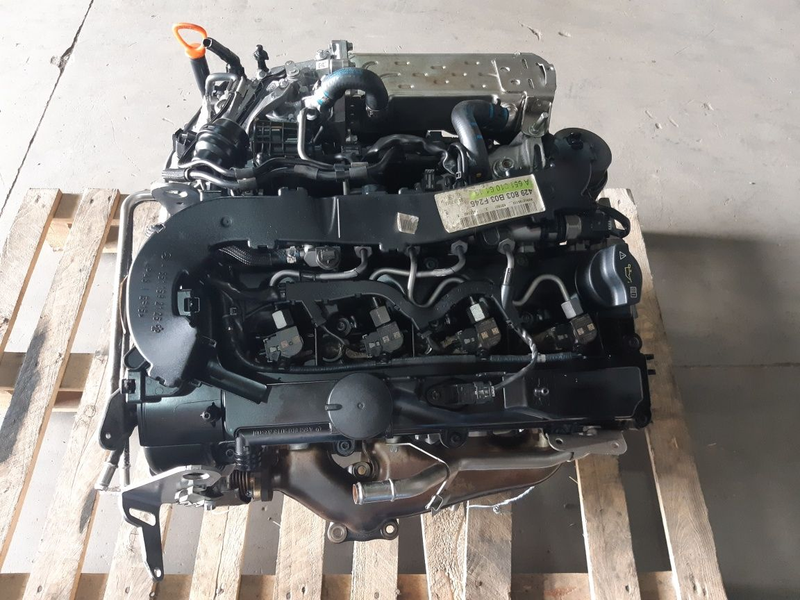 Motor Mercedes-Benz A 651