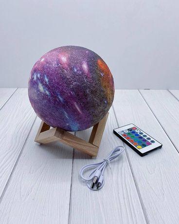 3D светильник — ночник 3D Magic Космос