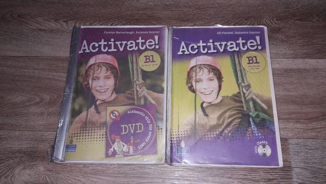 Книга для английского (Activate B1)