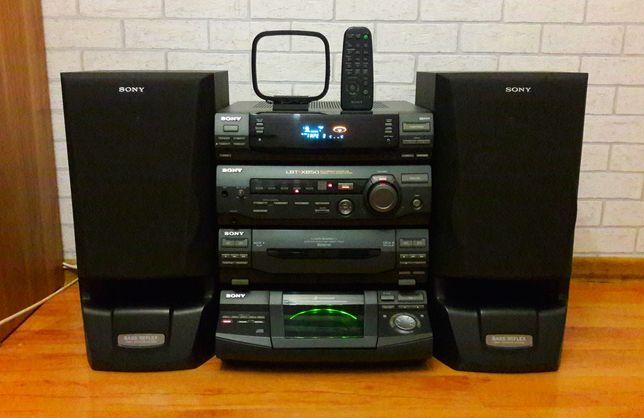 Sony XB50 wieża głośniki pilot antena 100% sprawna stan idealny MŁAWA!