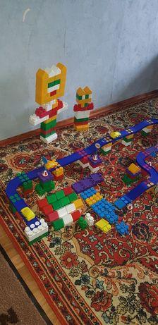 Конструктор 2×1 мега блок