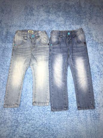 Джинсы next, утепленные джинсы next