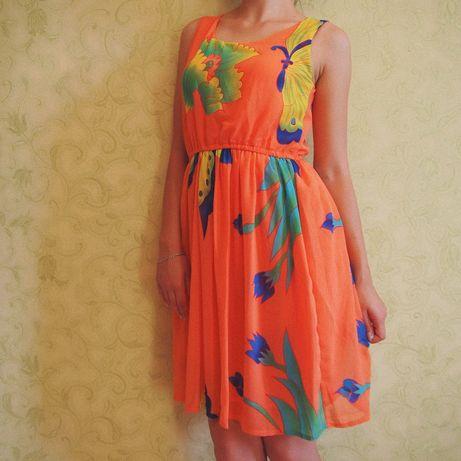 Яркое летнее платье New York Laundry