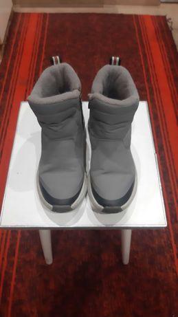 Зимние сапоги Zara