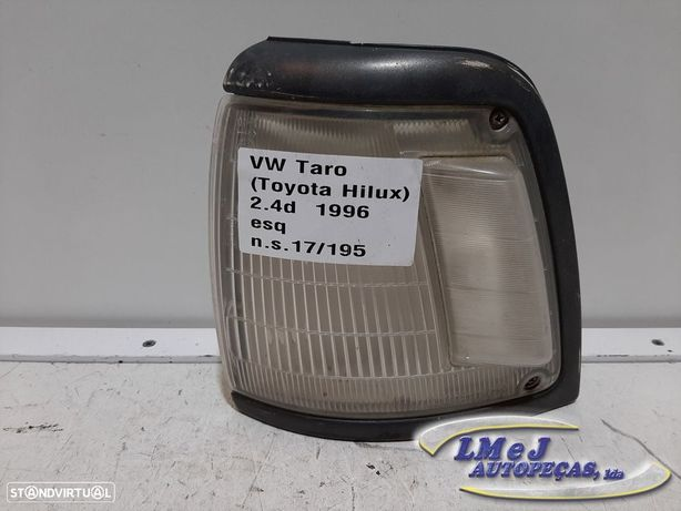 Pisca Esq Usado TOYOTA/HILUX V Pickup / VW taro 10.88 - 07.97