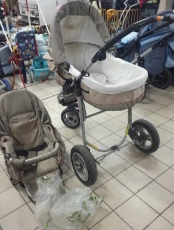 Wózek dziecięcy 2w1 Oxford