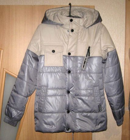 Куртка демисезонная для мальчика, р. 34