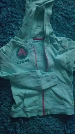 Bluza z kapturem firmy CROCS