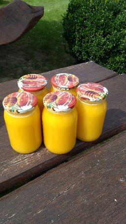 Miód słonecznikowy (kremowany)
