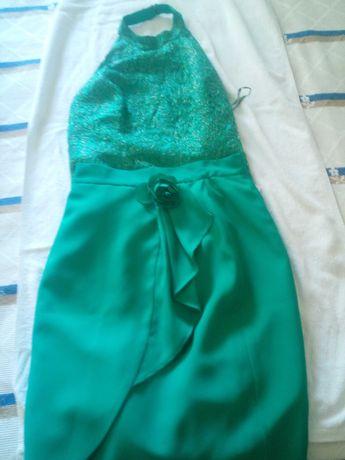 Vestido de cerimônia