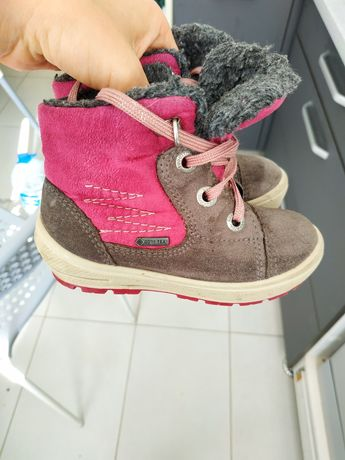 Ботинки Superfit, сапожки зимние superfit 23 р