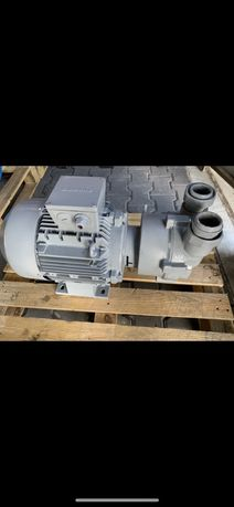 Pompa próżniowa z pierścieniem wodnym ELMO-F 5.5 kW ROB-TOM