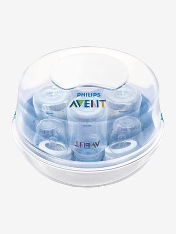 Esterilizador a vapor para micro-ondas, da Philips AVENT
