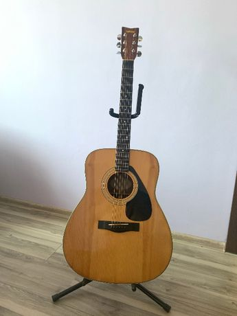 Gitara Akustyczna Yamaha - stan bardzo dobry, piękny dźwięk