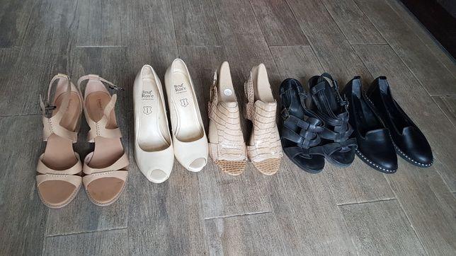 Туфли босоножки туфлі босоніжки 40-41 розміри
