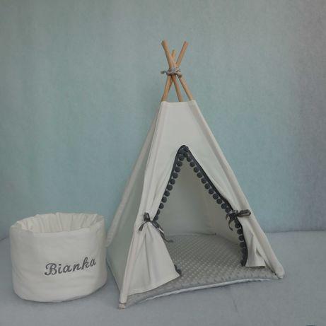 Tipi ,personalizowany namiot dla psa,kota,królika, legowisko,domek