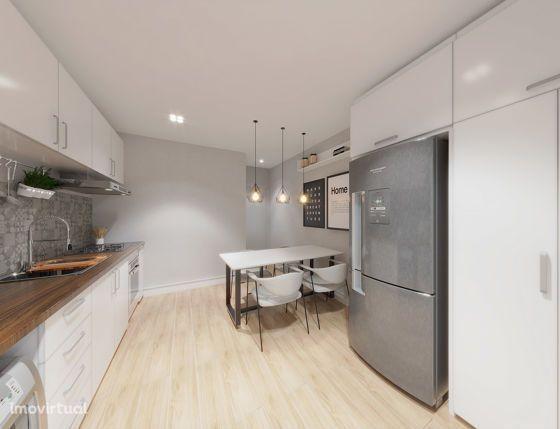 Apartamento T2 Remodelado no Barreiro