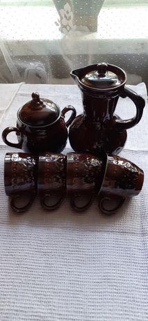 Чайный сервиз керамика