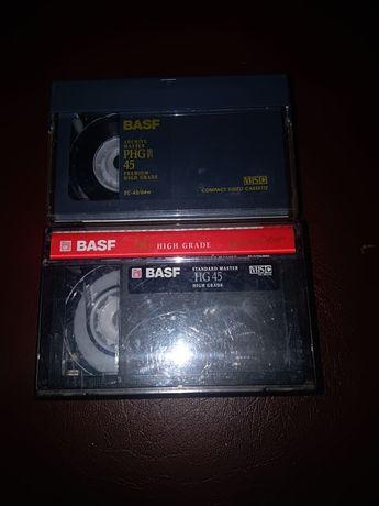 Basf kasety vhs c 8mm