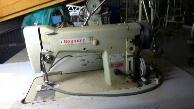 Швейне обладнання/швейні машинки, штробель, прес